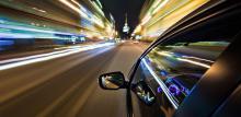 Проблемы определения скорости автомобиля экспертным путем